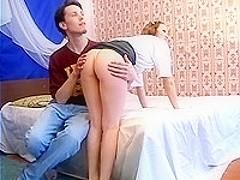 amateur couple filmed