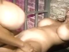 Summer Cummings Screwed By Minka's Massive Fake Penis