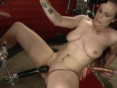 Member Requested Hotness Bella Rossi Fucking with the Big Guns