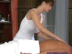 Massage Rooms Breasty masseuse Rita delicate loving care