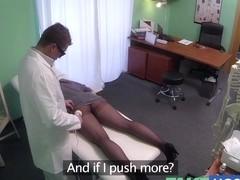 FakeHospital Hidden cameras catch female patient fuckin