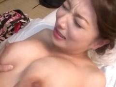 Mio Takahashi hot Asian milf in kimono gets hard fucked