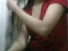 Hawt Indian Legal Age Teenager on livecam