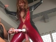 Fabulous Japanese model in Incredible Fetish, Toys JAV scene