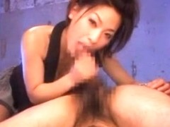 Exotic Japanese whore Kaho Kasumi in Crazy Threesomes, Facial JAV scene