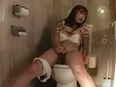 Hottest Japanese girl Miyu Hoshino in Exotic Toys, Teens JAV movie