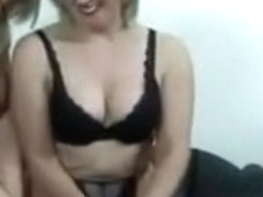 two mommys in high cut pantys jerk lad