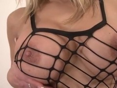 Sexy babe loves double anal penetration