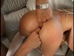 lustful hottie double dicked