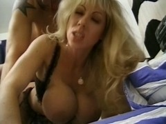 Classic Breasty Cougar Assbanged