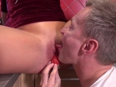 Pretty Woman Victoria Pure wants to be Fucked in a Hard way