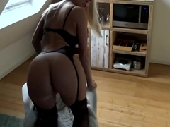 Lara Cumkitten In Hot Ass German Milf Fucked Hard