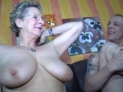 AllGrannyPorn - Granny Bonks Juvenile Chap