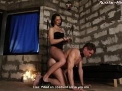 Russian-Mistress Video: Lisa