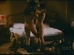 Corinne Clery,Katja Rupé,Various Actresses in Kleinhoff Hotel (1977)