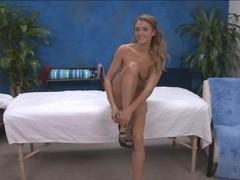 Exquisite pussy massage