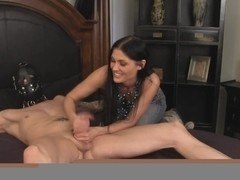 her slaves cum compilation
