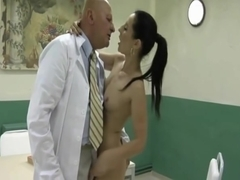 Old dicks young chicks #grandpa #old man # mature