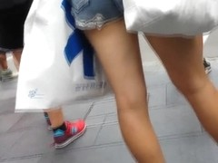 Bare Candid Legs - BCL#073