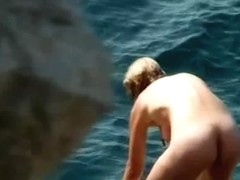 Sex on the Beach. Voyeur Video 204