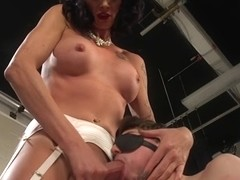 Morgan Bailey and her HUGE load of cum!