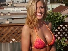Crazy pornstar in Exotic Softcore, Big Tits adult video