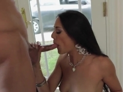 Bill Bailey drills sexual Latina Lyla Storm