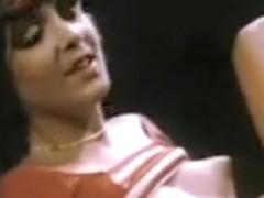 Hot Sex in 80's Van