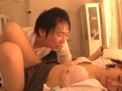 Hot teacher Saki Ninomyia likes to get nasty