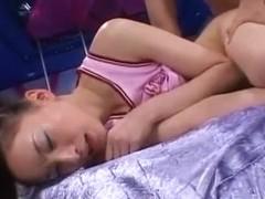 Hottest Japanese chick Ai Yuuki in Fabulous Lingerie, Fetish JAV scene