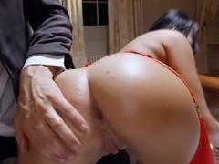 Fabulous pornstar Anissa Kate in amazing facial, anal xxx video