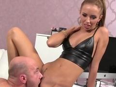 Incredible pornstar in Crazy Small Tits, Redhead adult scene