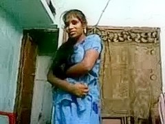 1St time on web camera for Nilu