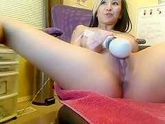 Squirt Happy Asian Amateur