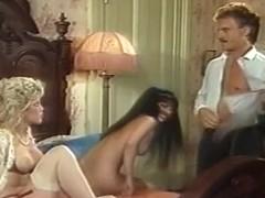 Delicious Blond Classic Pornstar Fucking