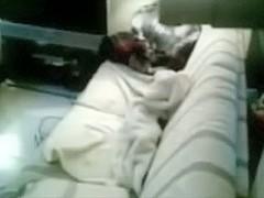 Hidden Livecam In Living Room