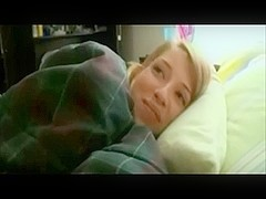 Golden-Haired legal age teenager homemade fuck