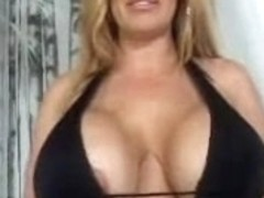 Large mother I'd like to fuck Bra Buddies 33