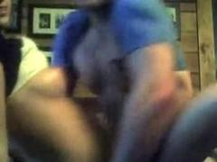 amateur couple fucking on cam