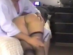 Erotic Spanking and Fingering