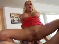 Michael Stefano pounding butt of Riley Evans