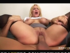 Office bitch Shyla Stylez receives a valuable fuck to release stress