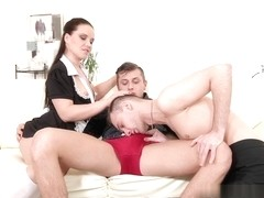 Wendy Moon, Trevis in Bi-Sexual Cuckold #08, Scene #04