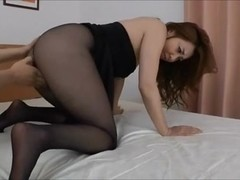 Yumi gets fucked in Pantyhose