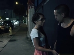 Joseline Kelly Kidnapped Sucking Public Big Dick