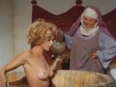 Gabriella Giorgelli,Karin Schubert,Edwige Fenech in Ubalda (1972)