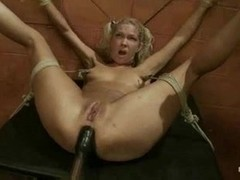 Bound Angel Vibred And Toyed