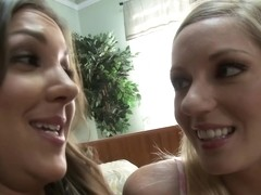 StarFilmsXXX - Kiera King And Kylee Reese Black Shade 4