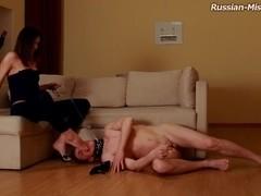 Russian-Mistress Video: Shakhti