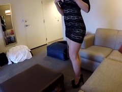 Gorgeous Young Amateur Sucks And Fucks Pov